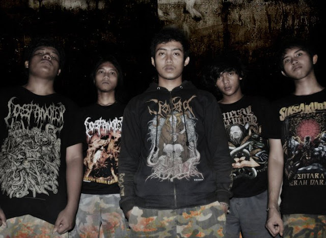 LOST ANOTHER - Perang suci mp3 & Profile band