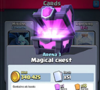 Cara Mendapatkan Magical Chest Di Clash Royale