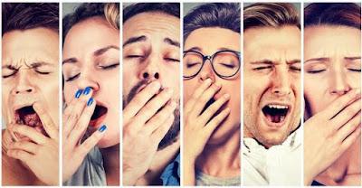 Perchè lo sbadiglio è contagioso