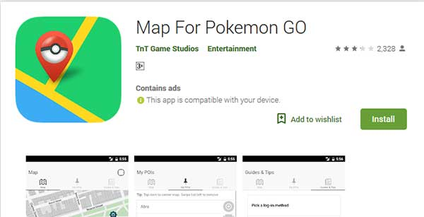 Pokevision Alternative: Map for Pokemon Go – Top 10 Pokevision Alternatives to Choose from: eAskme