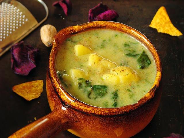 recette de soupe avec des légumes de saison