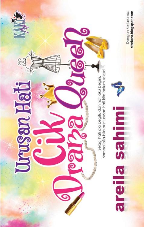 Baca Novel Online Urusan Hati Cik Drama Queen - Review Penuh