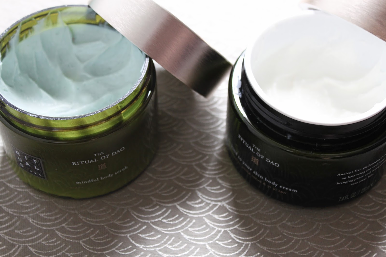 RITUALS - THE RITUAL OF DAO BODY SCRUB CREAM @DEUXAIMES