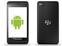 BlackBerry Prague, Smartphone BlackBerry Berbasis Android