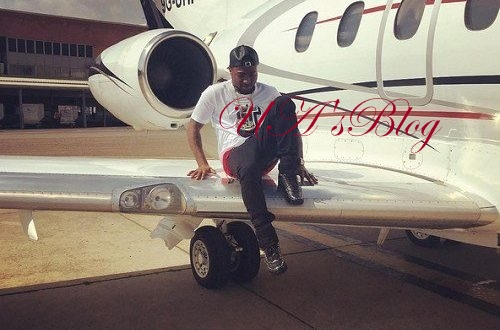 'Air OBO': Davido Acquires Private Jet