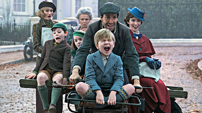 Lin-Manuel Miranda Mary Poppins Returns HD Images