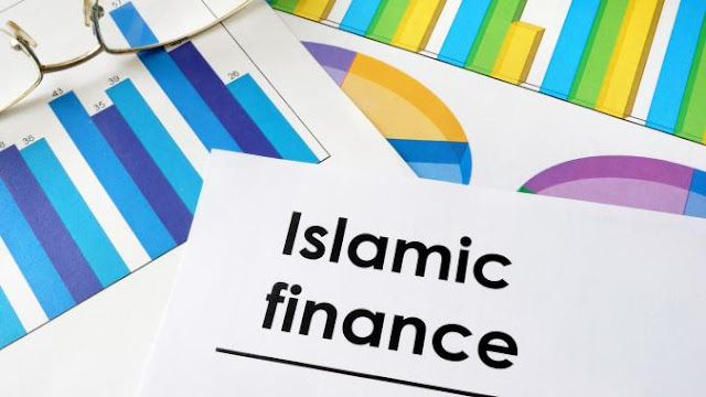 12186 paper with words islamic finance and charts   copy 675 380 c - Mengenal Reksadana Syariah dan Keuntungannya
