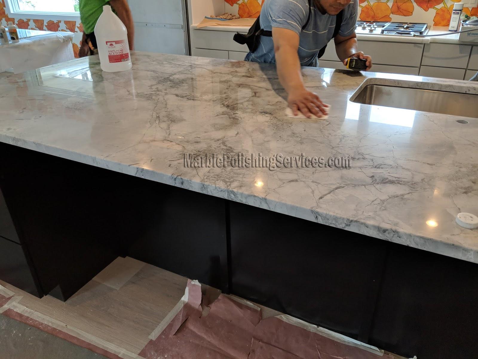 marble countertops marble polishing