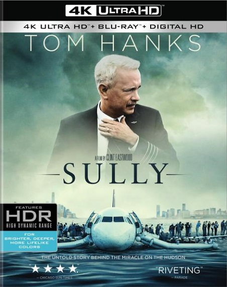 Sully, Hazaña en el Hudson 4K (2016) 2160p 4K UltraHD HDR BluRay 24GB mkv Dual Audio TrueHD ATMOS 7.1 ch
