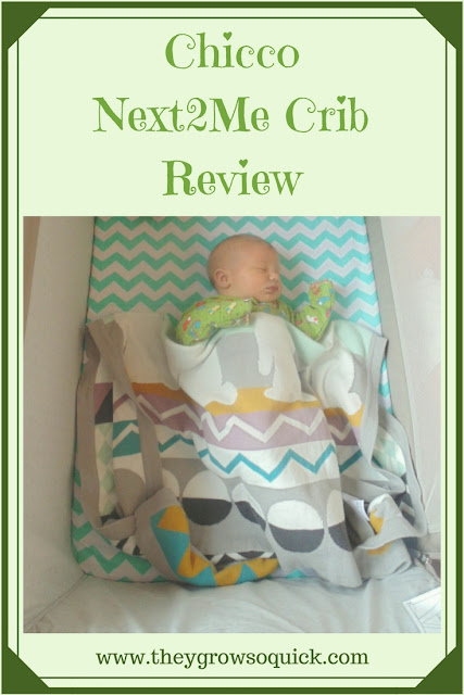 Chicco next to me crib review, Co sleeping crib