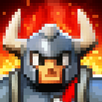 Retro Pixel Defense icon