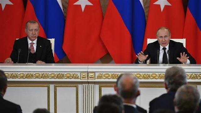 Russian President Vladimir Putin: US recognition of Israel's Golan sovereignty illegal