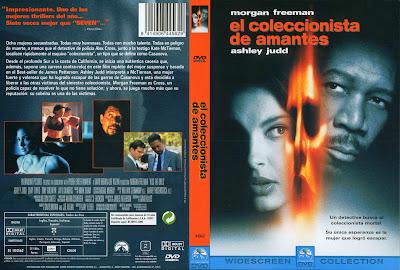 Cover: El coleccionista de amantes | 1997 | Kiss the Girls