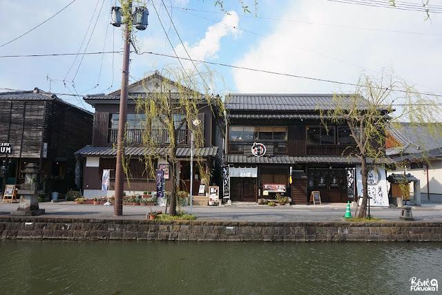 柳川、福岡