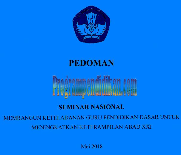 seminar nasional kemendikbud