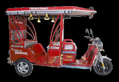 Thukral E Rickshaw price