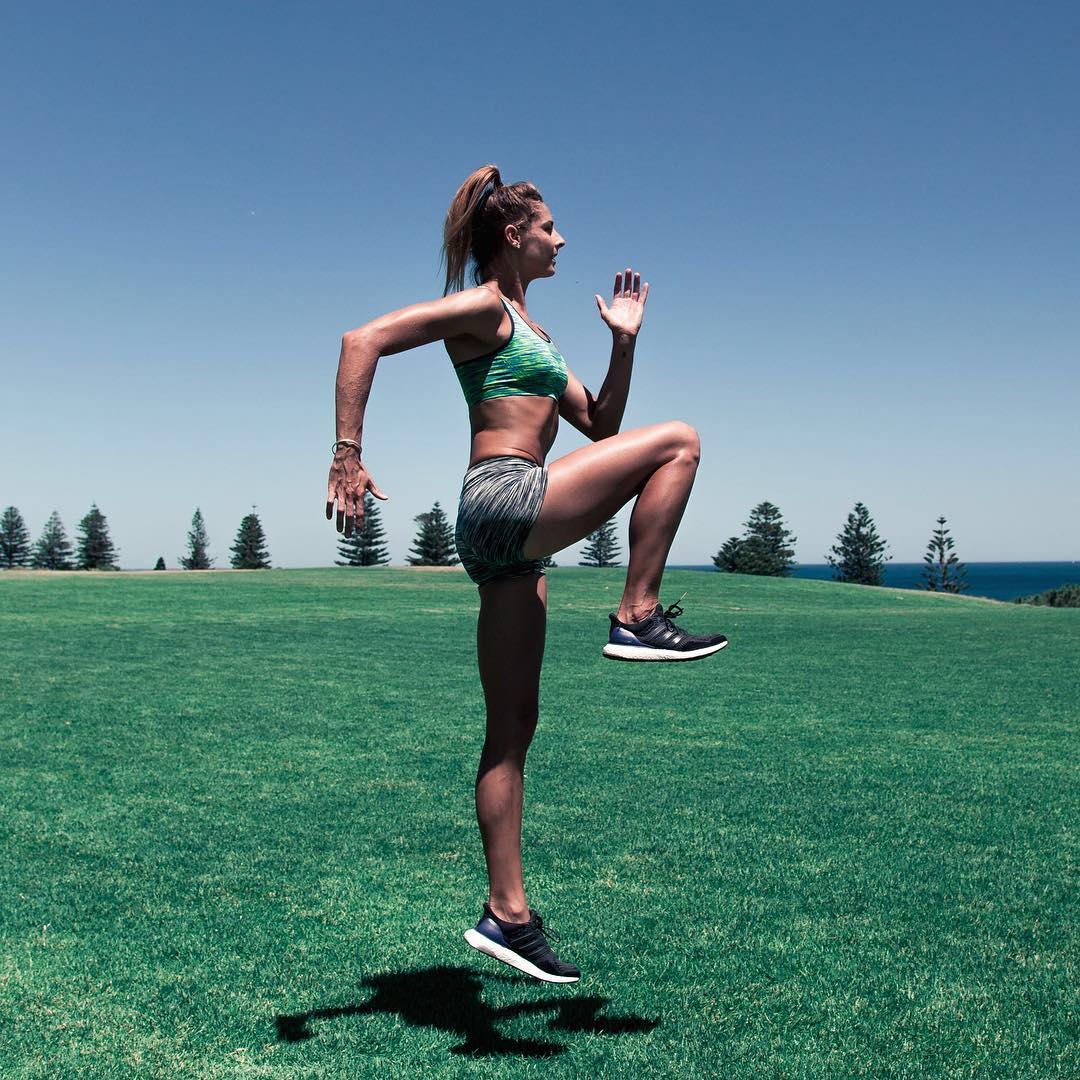 Бег как вид похудения