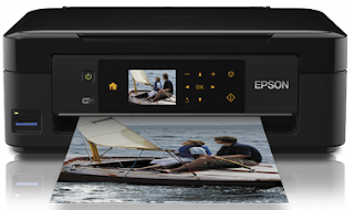 Epson XP-412 Driver Manual Software & Download