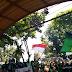 Sebagai Ujud Solidaritas, Ribuan Driver Ojol Padati PN Surabaya