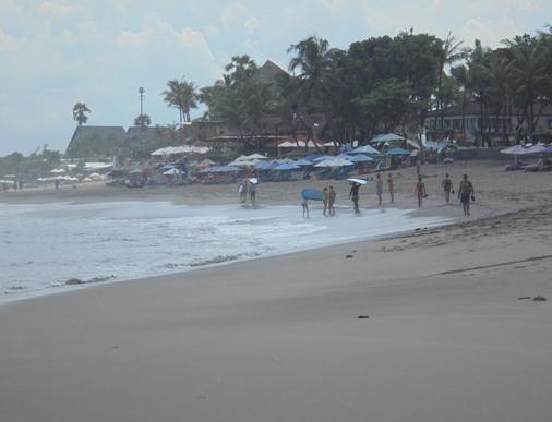 Berawa Beach Canggu Bali, Pantai Berawa Canggu Bali