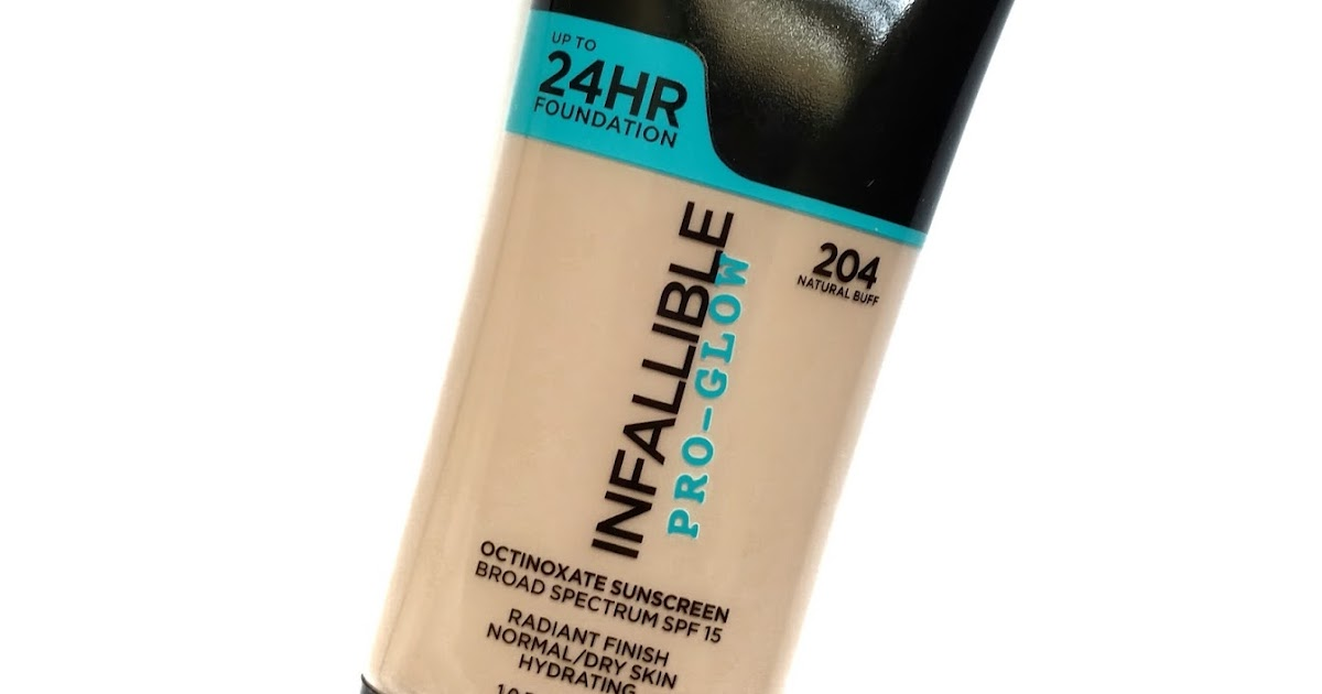 Infallible Pro-Glow Foundation by L'Oreal #11