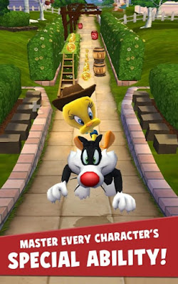Looney Tunes Dash! Apk Mod v1.75.08 (Free Shopping/Invincible) Free Download