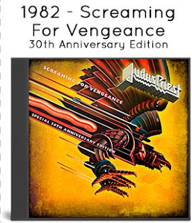 2012 - Screaming For Vengeance [Sony, SICP 3592, Japan]