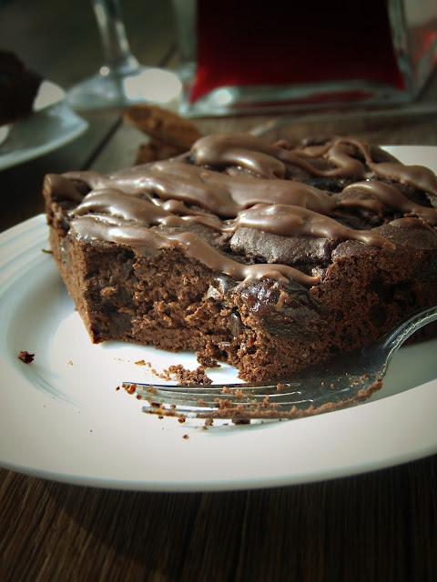 Pijana śliwka w czekoladzie
