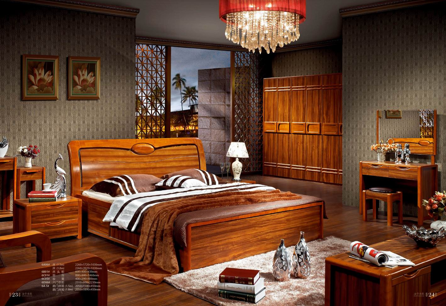 Amish Alley: Veenered Bedroom Furniture - A Beautiful ...