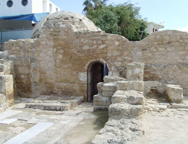 In Cyprus Muslim and Orthodox Christians start restoring monuments, churches and mosques in act of peace