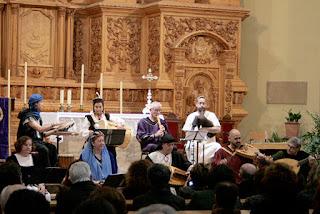 Concert Menestrils a Beniganim 400 anys