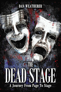 The Dead Stage by Dan Weatherer, non-fiction book cover