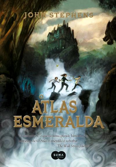 News: O Atlas Esmeralda, de John Stephens 18