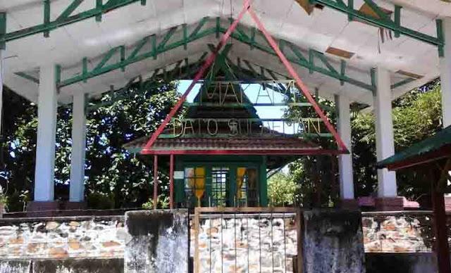 Makam Dat Sulaiman di Luwu