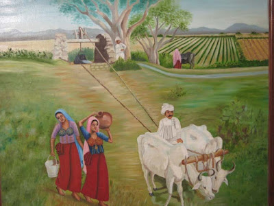 Indian-Art-Of-Village-Farmer-maher-images