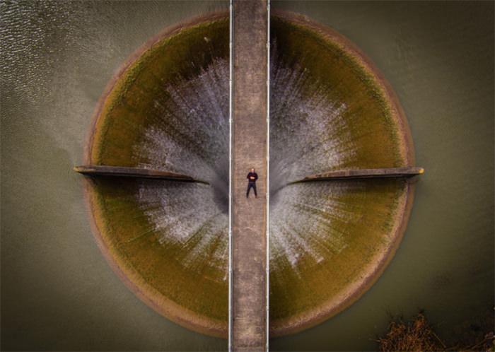 5 Foto Menakjubkan Yang Di Jepret Dari Pesawat Drone