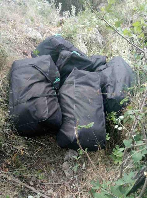 Νέα επιτυχία της Δίωξης Ναρκωτικών Ηγουμενίτσας, κατασχέθηκαν σε «καβάντζα» 156 κιλά κάνναβης -  Συνελήφθη 34χρονος υπήκοος Αλβανίας