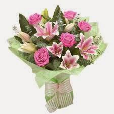 buket bunga pengantin