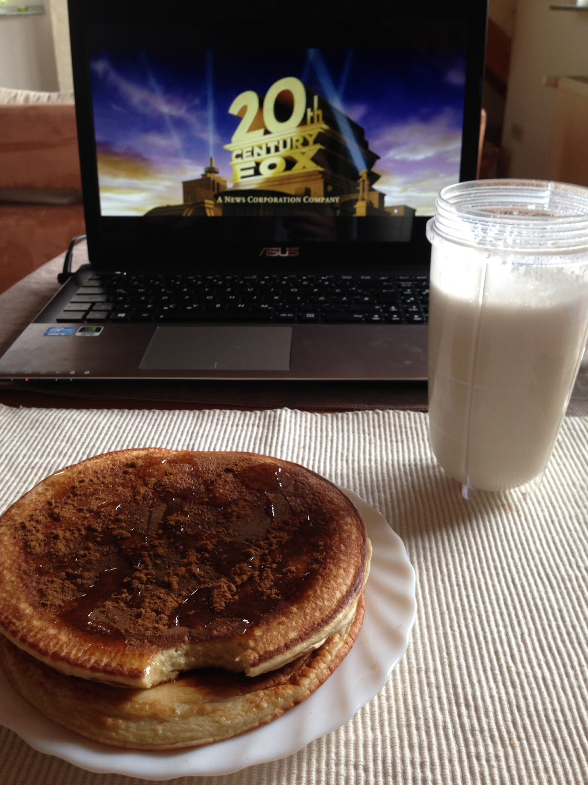 back dich gl cklich protein pancakes low carb. Black Bedroom Furniture Sets. Home Design Ideas
