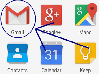 Gmail no Android