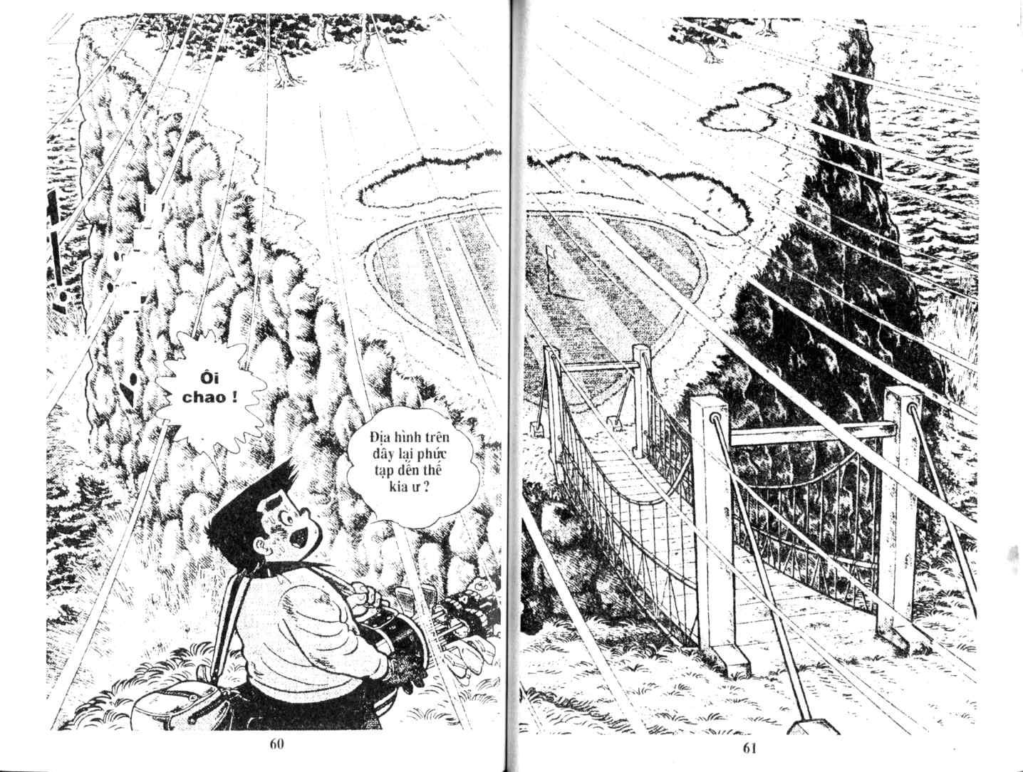 Ashita Tenki ni Naare chapter 17 trang 28