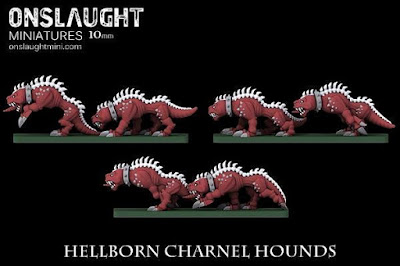 Hellborn Charnel Hounds picture 1