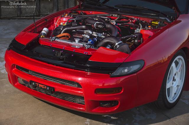 Toyota Celica V, tuning, modyfikacje, popularne samochody