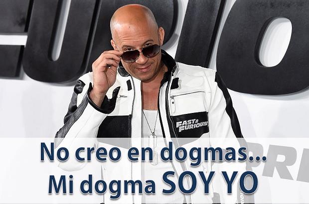 Mi dogma soy YO