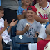 Phillies fan flashes leather on A.J. Pollock foul ball