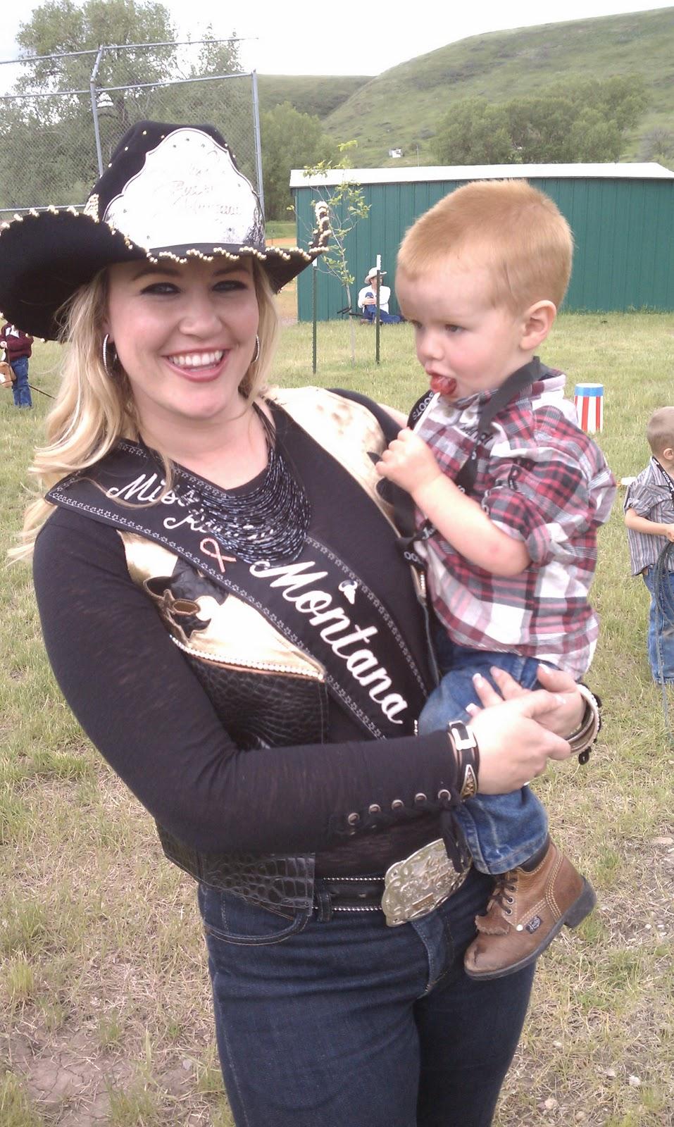 My Year As Miss Rodeo Montana 2011 Mrmi Horsemanship