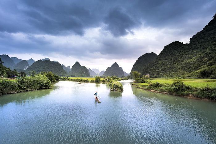 Regenzeit Vietnam