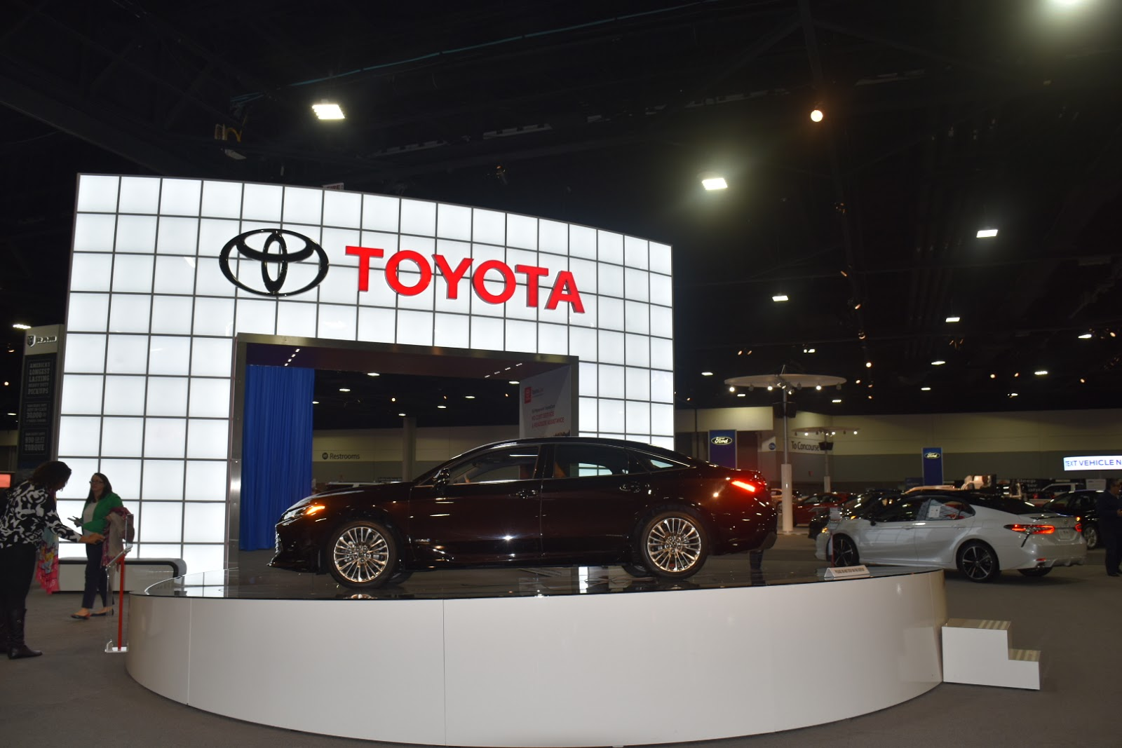 2018 Atlanta Auto Show Recap with Video  via  www.productreviewmom.com