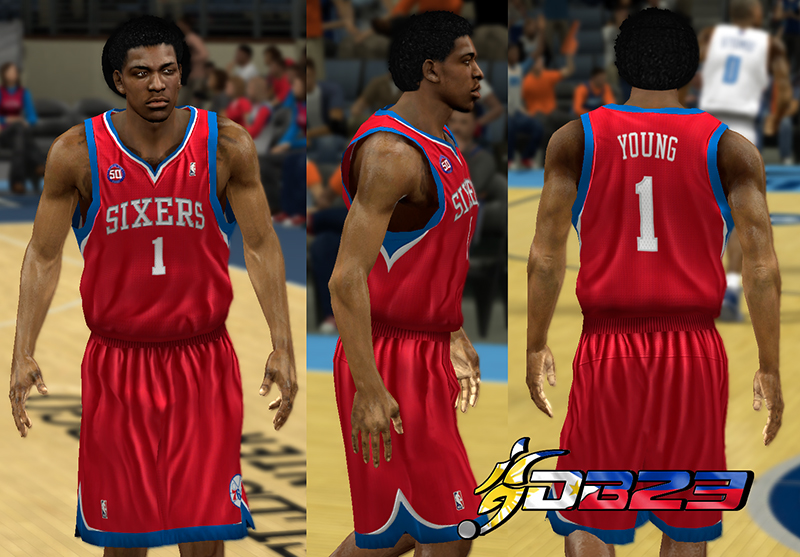 cheap for discount 6ec05 ca5d4 NBA 2K13 Philadelphia 76ers Jersey Patch - NBA2K.ORG