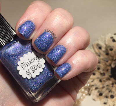 Lynnderella Wednesday | Pinking of Blue - Limited Edition